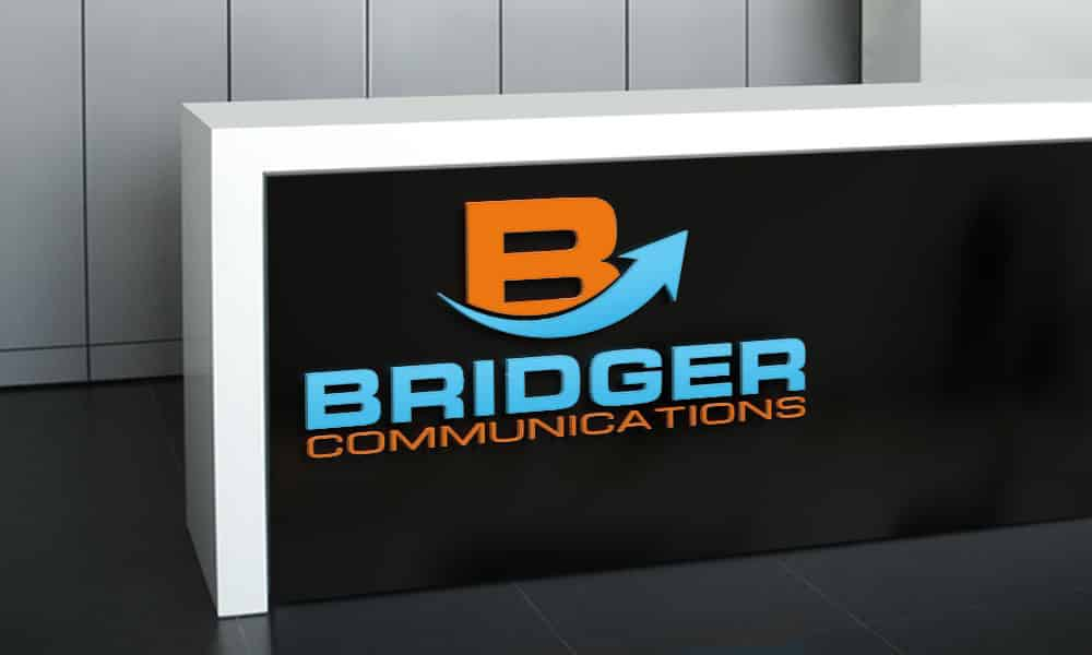 Bridger Communications (Logo Design)