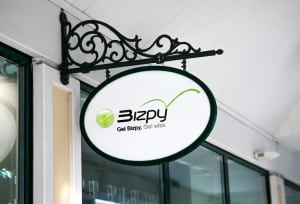 Bizpy (Logo Design)