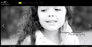 Enrique Ricabal - Web Design