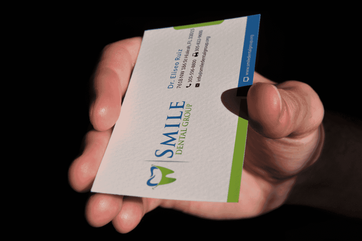 Smile Dental Group - Business Card