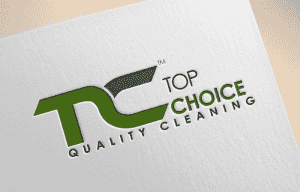 Top Choice Quality Cleaning - Logo Design