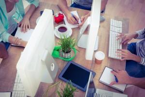 creative web design team